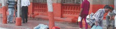 Смог в Дели сохранится еще на сутки