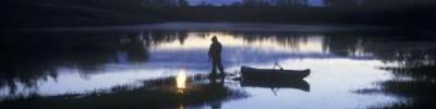 Во Владимирской области пропало озеро