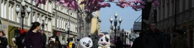 Синоптики назвали 10 апреля самым теплым днем в Москве с начала года