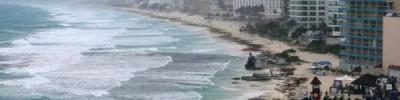 На Мексиканский залив надвигается шторм «Альберто»