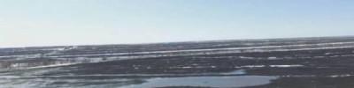 Последствия небывалого паводка ликвидируют в Норильске