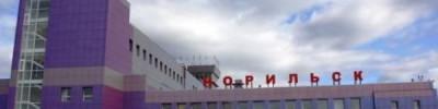 В Норильске 20 июля выпал снег