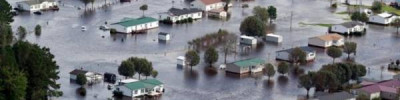 Число жертв тропического шторма «Майкл» в США возросло до 11