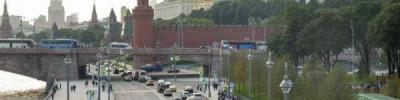 В Москве атмосферное давление поднялось до рекордного показателя
