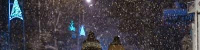 Из-за холодов и снегопада в Греции закрывают школы
