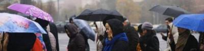 Синоптики прогнозируют дождливые выходные в Москве