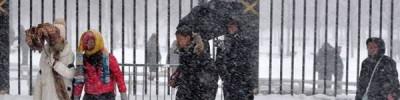 В Москве продлен желтый уровень погодной опасности