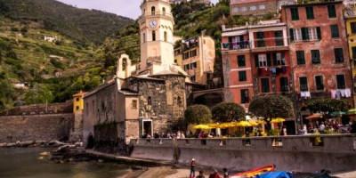Национальный парк в Италии запретил туристам ходить в шлепанцах