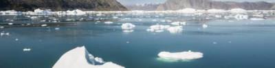 С 1980-х годов темпы таяния льдов в Гренландии выросли в шесть раз