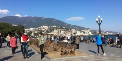 Крым стал самым доступным направлением для отдыха на майские праздники