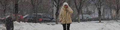 Гидрометцентр призвал россиян не убирать зимние вещи