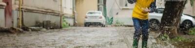 В выходные дни в Москве ожидаются дожди и грозы