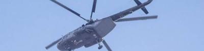 В тушении лесных пожаров в Курганской области задействована авиация ЦВО