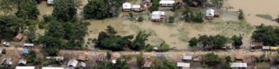 В Индии в зоне наводнения оказались почти 6 млн человек