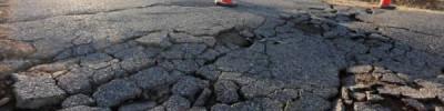 Момент мощного землетрясения в Калифорнии попал на видео