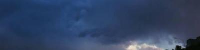 Синоптики предупредили о надвигающемся шторме «Данас»