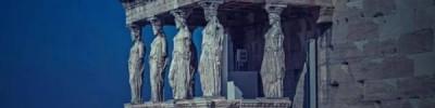 Афинский Акрополь из-за сильной жары закрыли для посещений