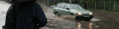 Режим ЧС ввели в одном из районов Амурской области из-за сильных дождей