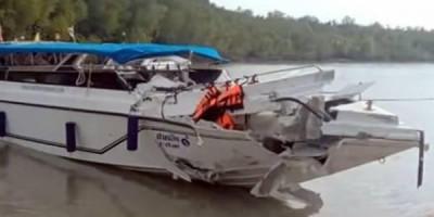 Капитанам столкнувшихся на Пхукете катеров предъявлены обвинения