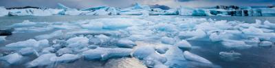 В Арктике в июле зафиксирован абсолютный минимум количества льда