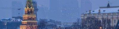 Сильный туман ожидается в Москве