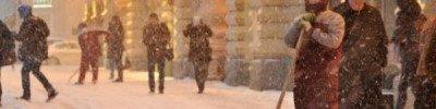 1 декабря в Москве ожидаются сильный ветер и метель