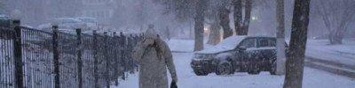 Москвичей предупредили о мокром снеге и гололедице