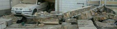 На границе Ирака и Ирана снова происходят сильные землетрясения