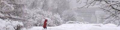 В Москве норма по снегу этой зимой перевыполнена более чем в 1,5 раза