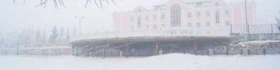В Красноярске введен режим «черного неба»
