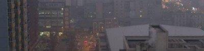 В Пекине из-за смога объявлен оранжевый уровень тревоги