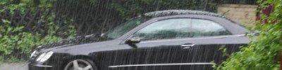 МЧС предупредило москвичей о грозе и сильном ветре в воскресенье