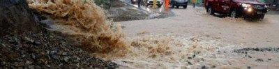 На Филиппинах из-за тайфуна «Мангхут» погибли 25 человек