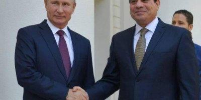 Президенты РФ и Египта договорились восстановить регулярное авиасообщение