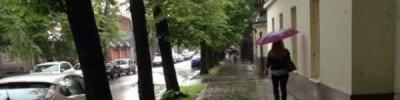 Атмосферное давление в Москве приблизилось к рекордно низкому с 1992 года