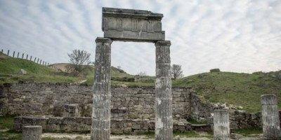 Поход по «Золотому кольцу Боспора». Античные памятники Краснодарского края