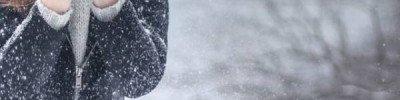 Москвичей в воскресенье ждет облачная и снежная погода
