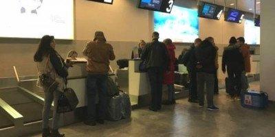 Россияне стали чаще путешествовать без багажа