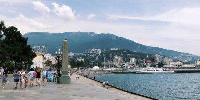 Определены самые популярные российские морские курорты с начала лета
