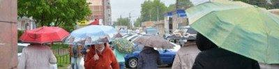 Вечером 30 июля из-за непогоды в Москве объявлен желтый уровень опасности