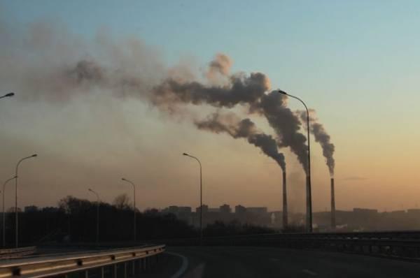 Photo of Углекислый газ в атмосфере достиг максимального уровня за 800 тысяч лет
