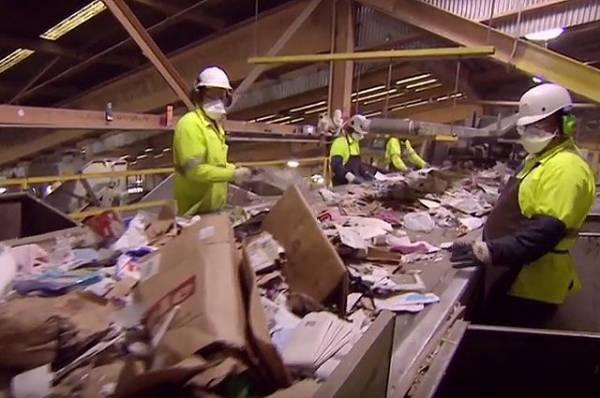 Фото Сберегая ресурсы. Как избавиться от мусора и получить доход?
