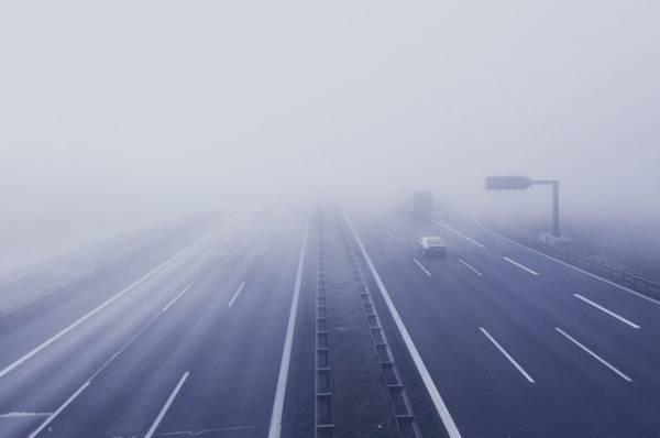 Фото На Москву в ближайшее время опустится туман