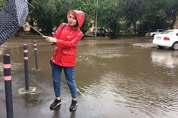 Фото В Москве зафиксировали рекордно низкое давление