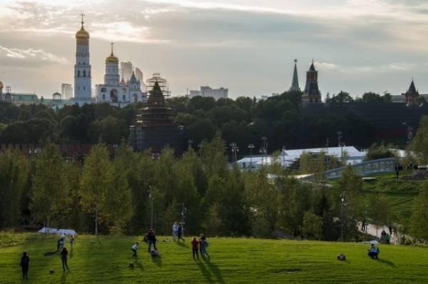 Фото В Москве стартует конкурс за премию в области охраны окружающей среды