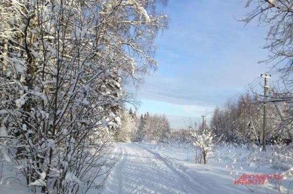 Фото Долгосрочный прогноз погоды на декабрь 2017 г.