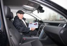 Photo of Внедорожник для внуков. Пенсионер из Подмосковья выиграл автомобиль