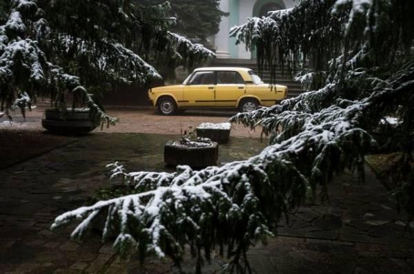 Фото Синоптики: во второй половине дня в Москве ожидается снегопад