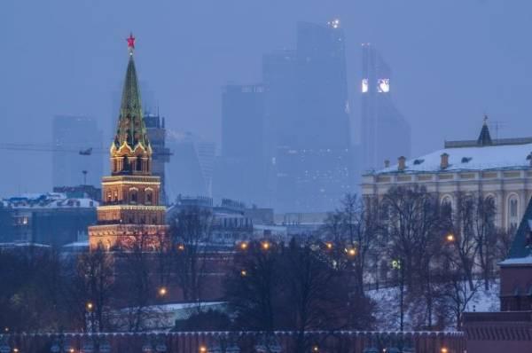 Фото Сильный туман ожидается в Москве