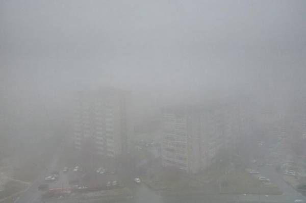 Фото МЧС предупредило о сильном тумане в Москве